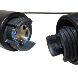 Expanded Beam Fiber Optic Cable Assembly