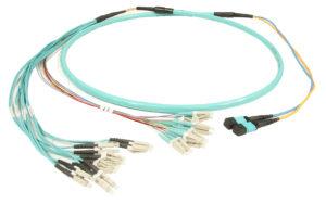 Multi-fiber Tactical Trunk Cables